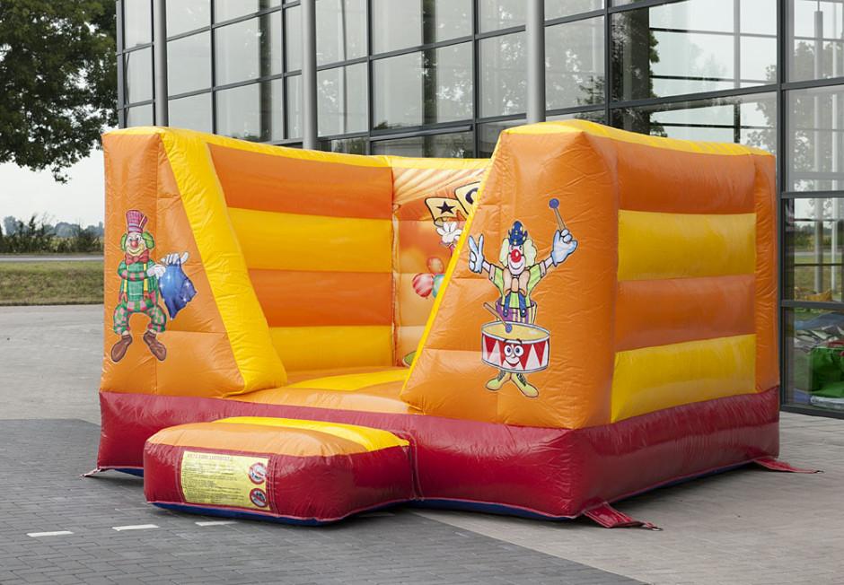 Circus open springkussen