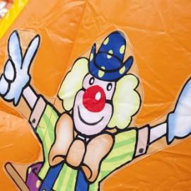 clown open
